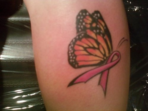 Pink Ribbon Tattoos For Donation Tattoo Ideas Mag Ideas And Designs