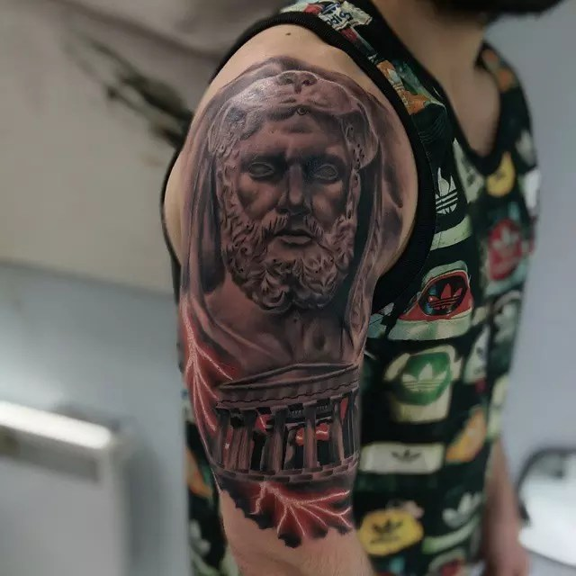 65 Perfect Greek Tattoos Ideas And Designs