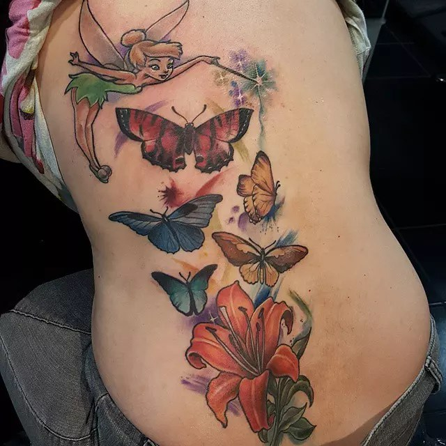 60 Colorful Lily Flower Tattoo Designs Meaning Ideas And Designs