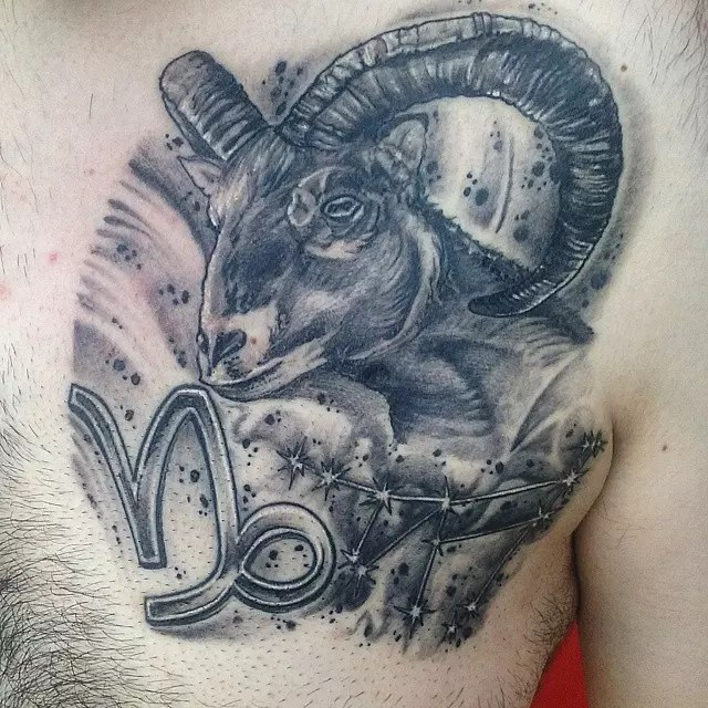 30 Cool Capricorn Tattoo Designs And Ideas Find The Ideas And Designs