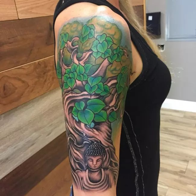 60 Meaningful Buddha Tattoo Designs For Buddhist And Not Only Ideas And Designs