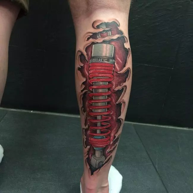 130 Best Calf Tattoos Designs Meanings Find Yourself Ideas And Designs