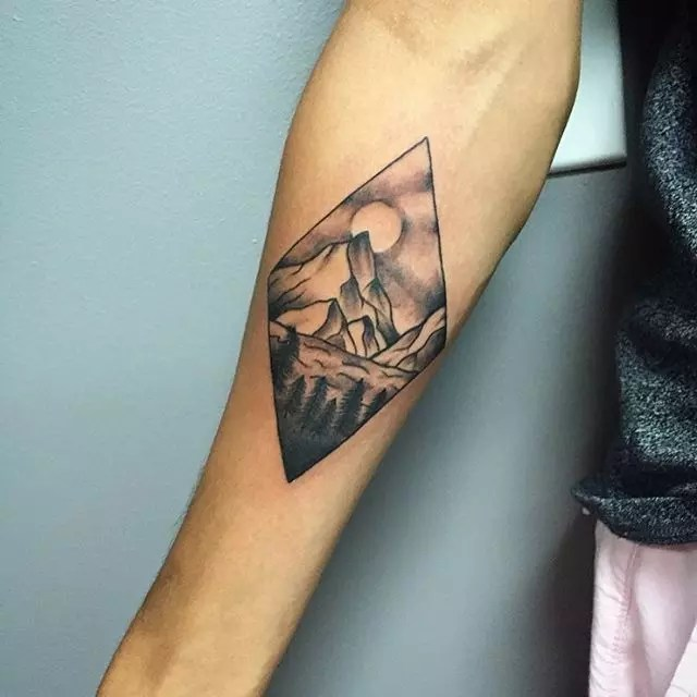 80 Best Mountain Tattoo Designs Meanings For All Ages Ideas And Designs