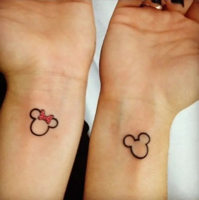 60 Cute Matching Tattoo Ideas For Couples — Together Forever Ideas And Designs