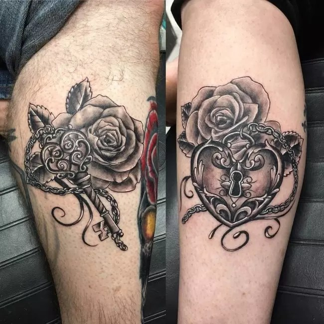 85 Best Lock And Key Tattoos Designs Meanings 2019 Ideas And Designs