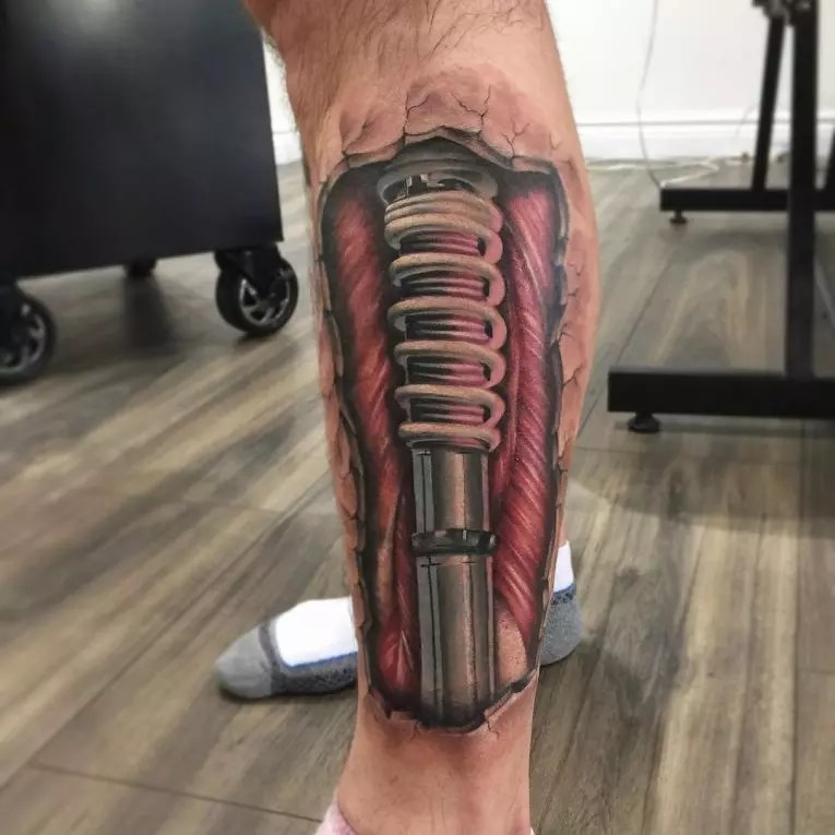 75 Best Biomechanical Tattoo Designs Meanings Top Of Ideas And Designs