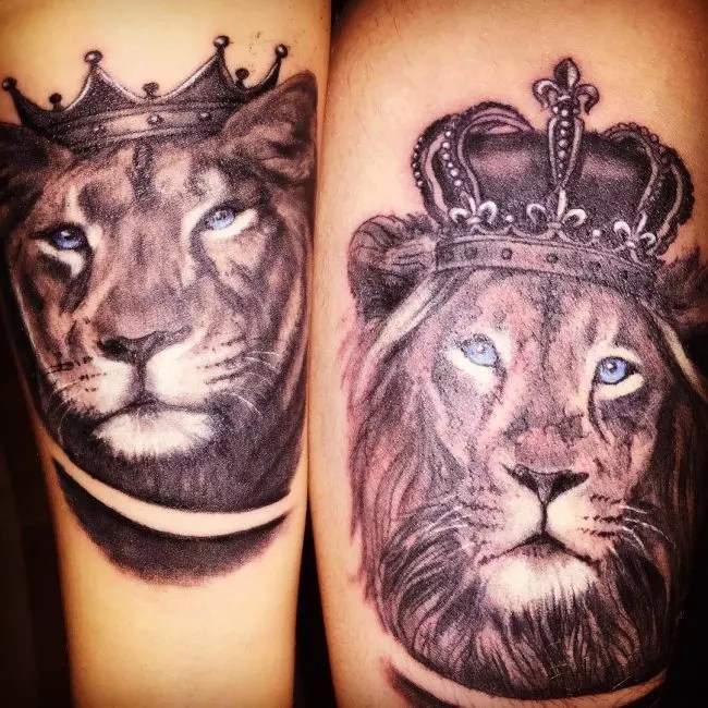 120 Cutest His And Hers Tattoo Ideas Make Your Bond Stronger Ideas And Designs