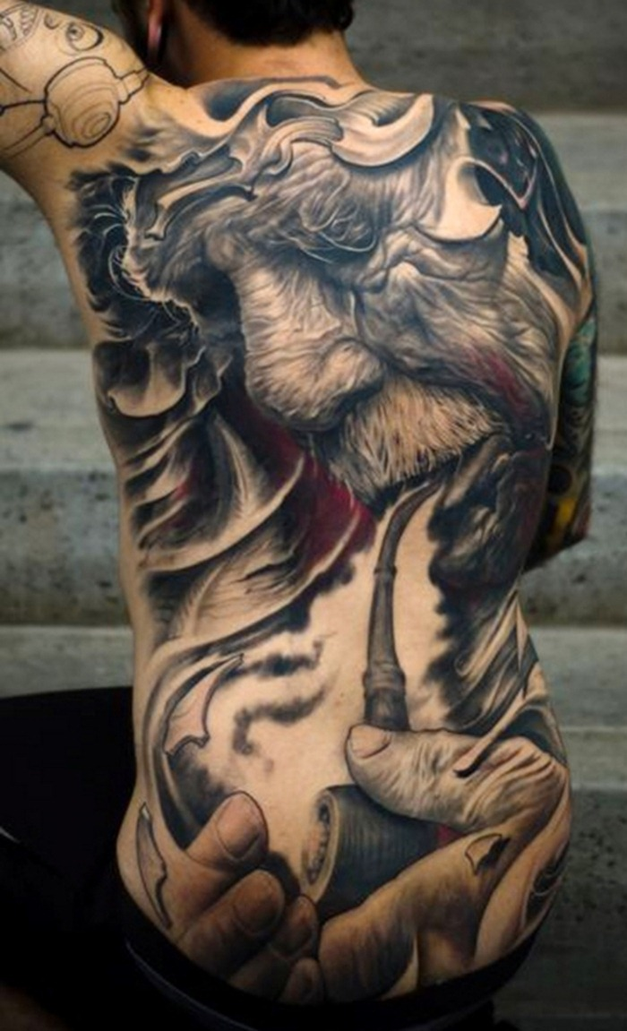 50 Best Back Tattoo Ideas And Inspirations – The Wow Style Ideas And Designs