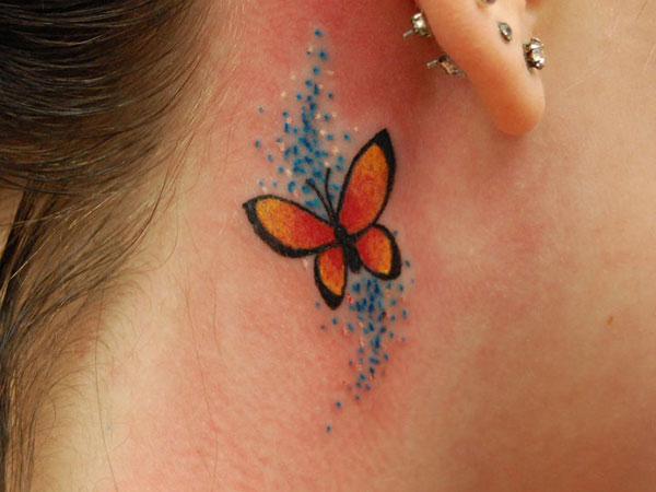 Small Butterfly Ideas And Designs
