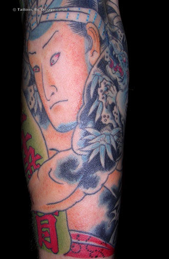Japanese Sleve Tattoo Ideas And Designs