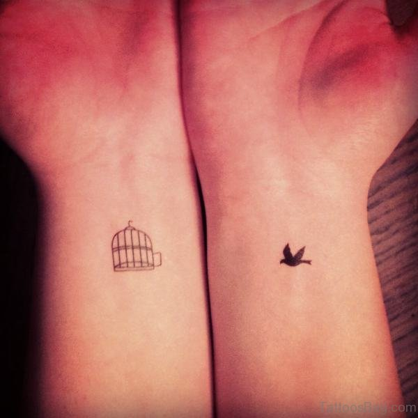 27 Ultimate Birdcage Tattoos On Wrist Ideas And Designs