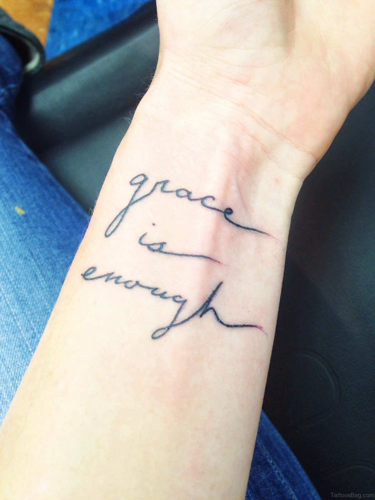 12 Amusing Enough Tattoos On Wrist Ideas And Designs