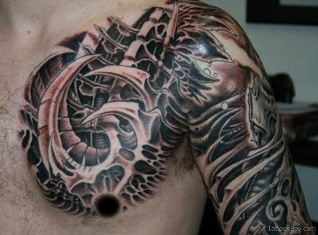 Biomechanical Tattoos Tattoo Designs Tattoo Pictures Ideas And Designs