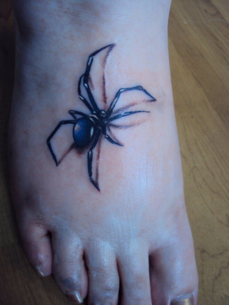 Spider Tattoos Designs Ideas And Meaning Tattoos For You Ideas And Designs