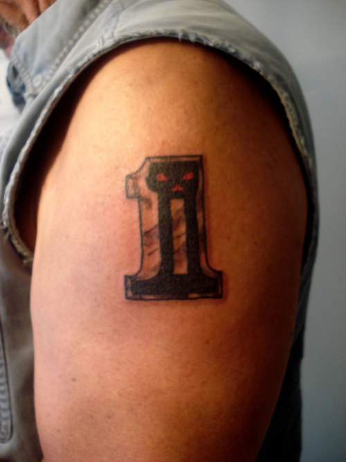 Number Tattoos Designs Ideas And Meaning Tattoos For You Ideas And Designs