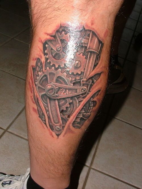 Gear Tattoos Designs Ideas And Meaning Tattoos For You Ideas And Designs