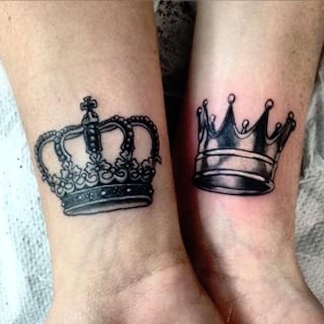Queen Crown Tattoos Designs Ideas And Meaning Tattoos Ideas And Designs