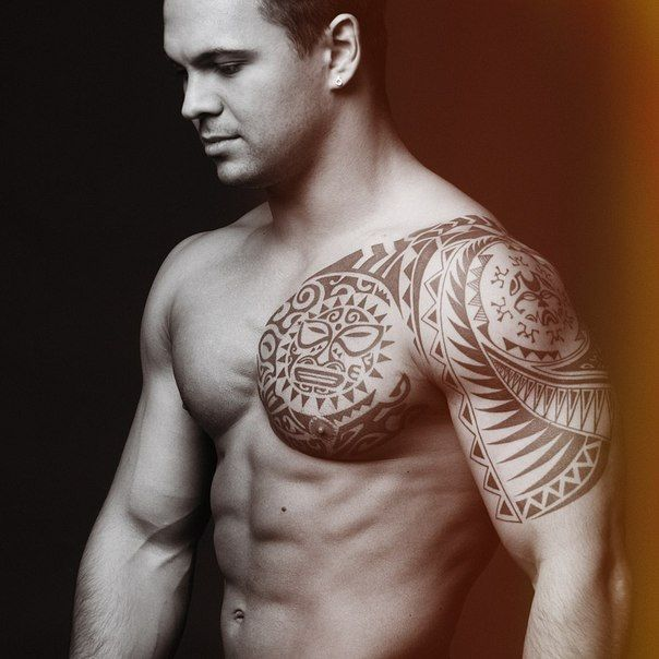 Shoulder Tattoos For Men Designs Ideas And Meaning Ideas And Designs