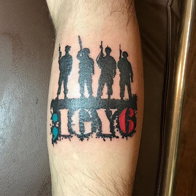 Igy6 Forearm Tattoo Veteran Ink Ideas And Designs