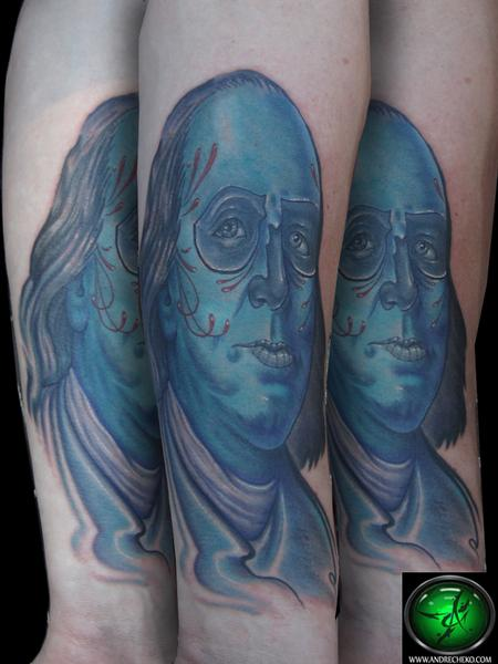 Off The Map Tattoo Evil Zombie Tattoos Page 1 Ideas And Designs