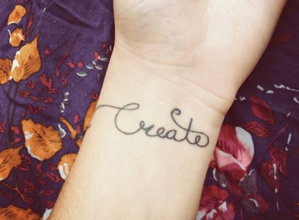 35 Graceful Name Tattoos For Your Wrist Ideas And Designs