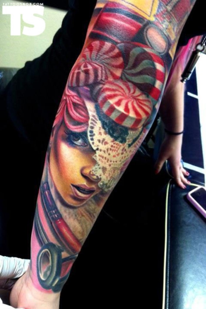 This Collection Of Messed Up 3D Tattoos Is Sick Boredombash Ideas And Designs