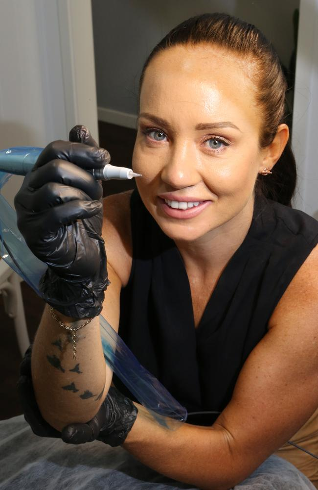 How Gold Coast Business Inkhanced Uses 3D Tattoos To Help Ideas And Designs