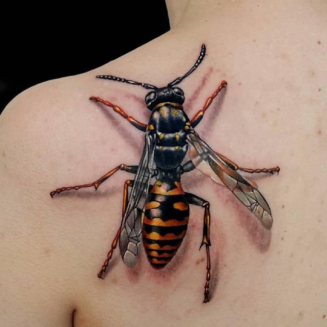 150 Most Realistic 3D Tattoos 2017 Collection Ideas And Designs