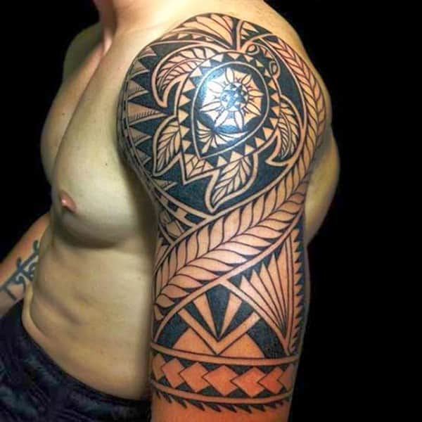 100 Popular Polynesian Tattoo Designs Meanings 2017 Ideas And Designs