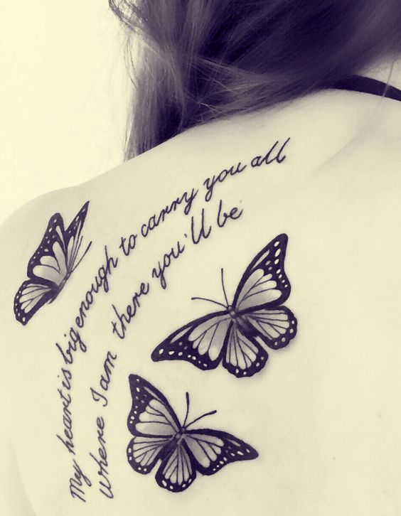 42 Colorful Butterfly Tattoo Ideas Godfather Style Ideas And Designs