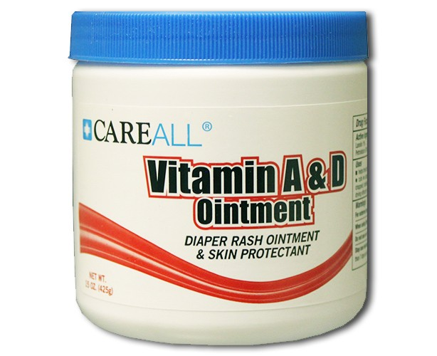 Careall Vitamin A D Ointment Cwi Medical Supplies Ideas And Designs