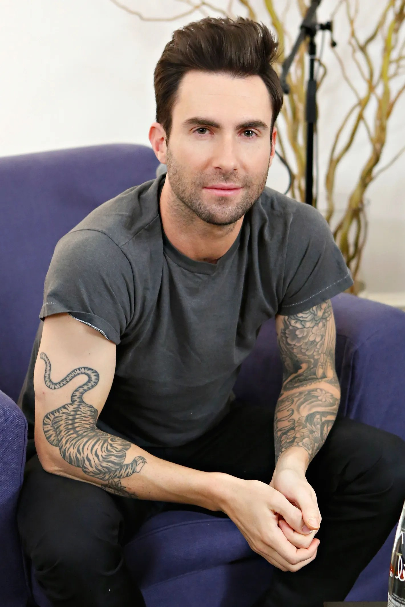 An Exhaustive Taxonomy Of Adam Levines Tattoos Ideas And Designs