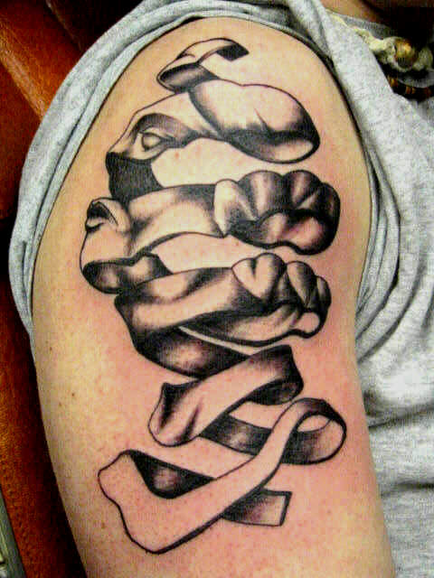 Optical Illusion Tattoos Body Art That Will Bl*W Your Ideas And Designs