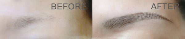 Eyebrow Tattoo With 3D Hair Strokes Yelp Ideas And Designs