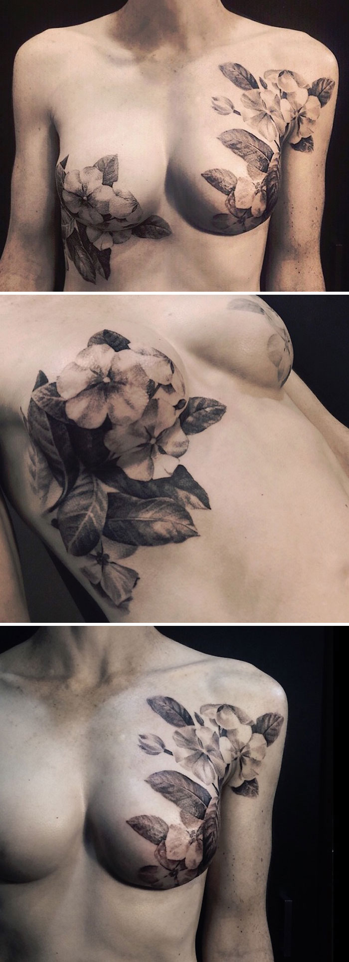 10 Floral Tattoo Artists Who Will Make You Want To Get Ideas And Designs