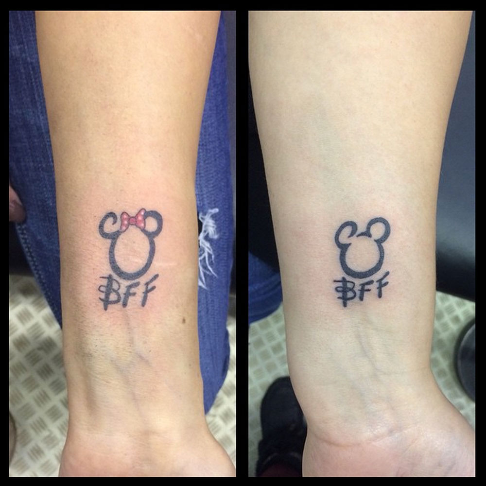 21 Adorable Bff Tattoos Ideas And Designs