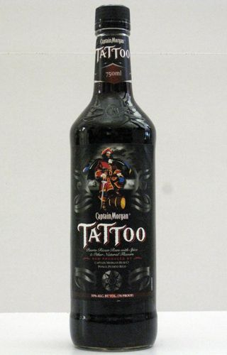 Captain Morgan Tattoo Spiced R*M Really Wow Tattoos Ideas And Designs