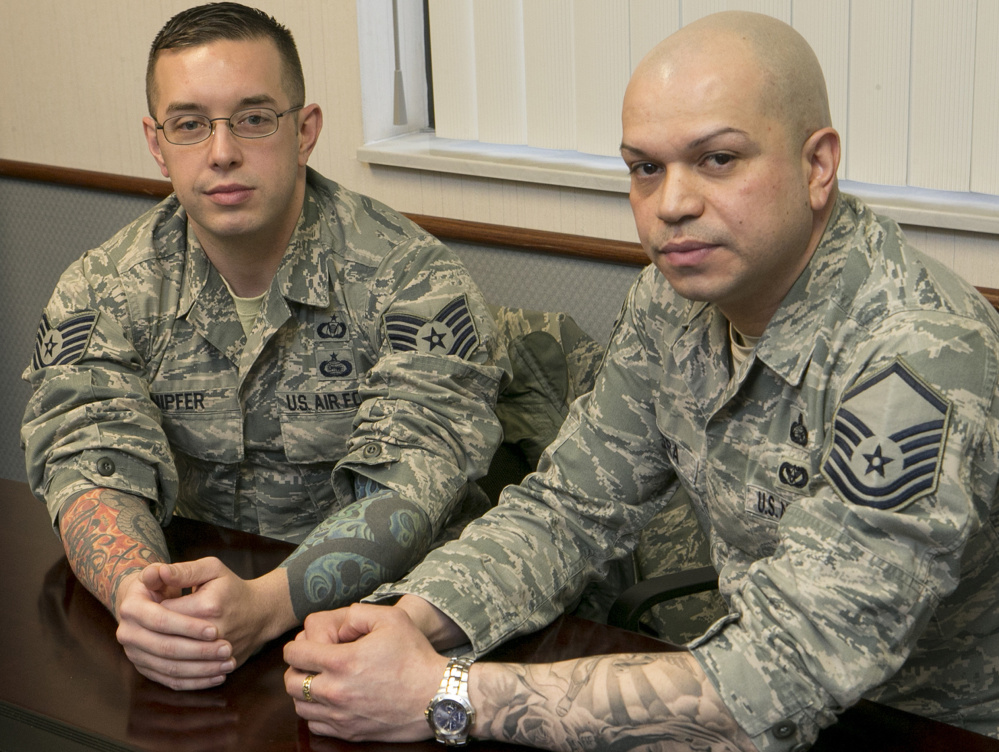 Air Force Relaxes Policy On Tattoos Body Art Portland Ideas And Designs