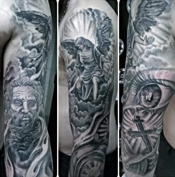 100 Religious Tattoos For Men Sacred Design Ideas Ideas And Designs