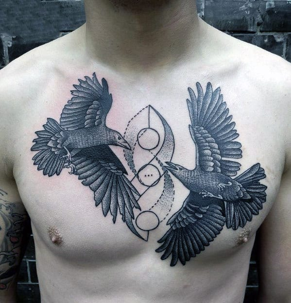 Top 90 Best Chest Tattoos For Men Manly Designs And Ideas Ideas And Designs