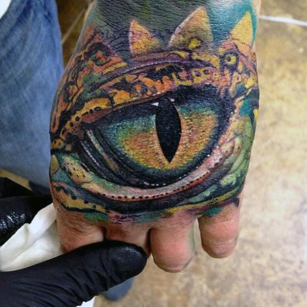 50 3D Hand Tattoo Designs For Men Masculine Ink Ideas Ideas And Designs