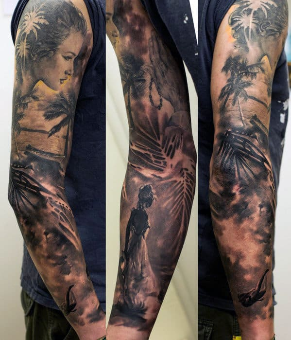 Top 100 Best Sleeve Tattoos For Men Cool Designs And Ideas Ideas And Designs