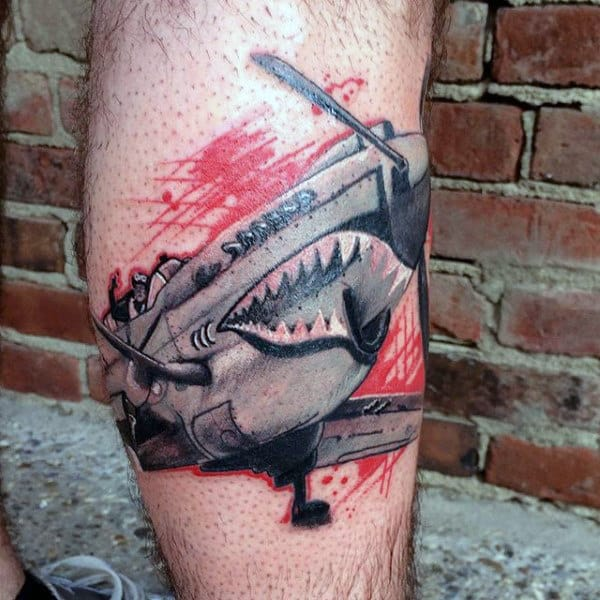 70 Ww2 Tattoos For Men Memorial Military Ink Design Ideas Ideas And Designs