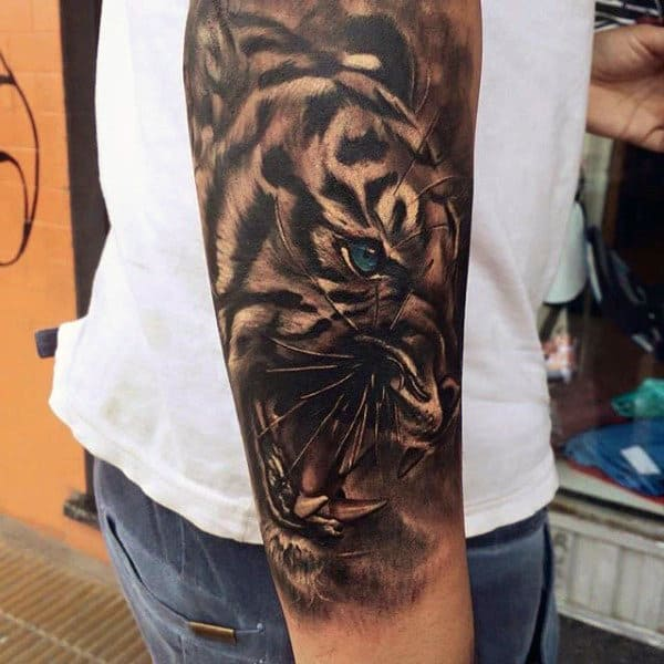 100 Animal Tattoos For Men Cool Living Creature Design Ideas Ideas And Designs