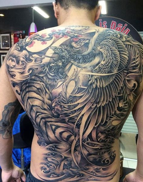 120 Full Back Tattoos For Men Masculine Ink Designs Ideas And Designs