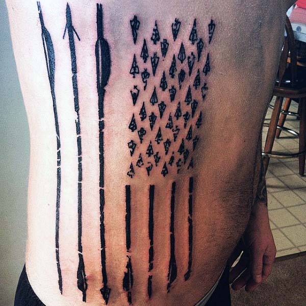 50 Archery Tattoos For Men Bow And Arrow Designs Ideas And Designs