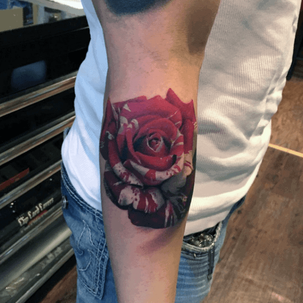 50 Flower Tattoos For Men A Bloom Of Manly Design Ideas Ideas And Designs