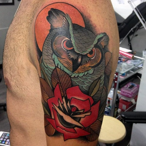 80 Artistic Tattoos For Men A Dose Of Creative Ink Ideas And Designs