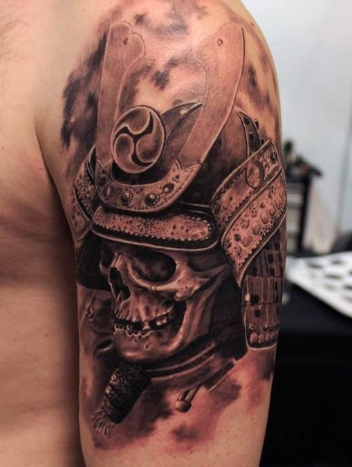 Top 80 Best Skull Tattoos For Men Manly Designs And Ideas Ideas And Designs