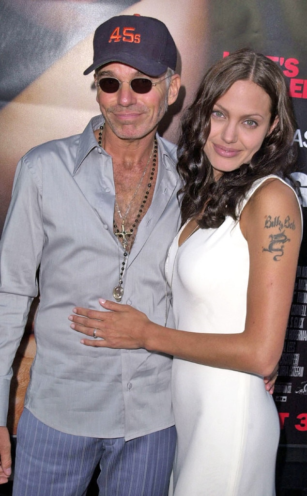 Billy Bob Thornton Explains Why Angelina Jolie Wanted To Ideas And Designs